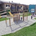 Il parco giochi Primo Sport 0246 di Pescantina (VR)