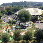 Il parco giochi Primo Sport 0246 di Roma