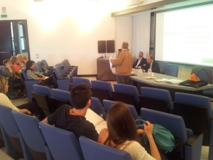 Due giorni di seminario alla Ghirada di Treviso, 17 e 18 maggio 2014