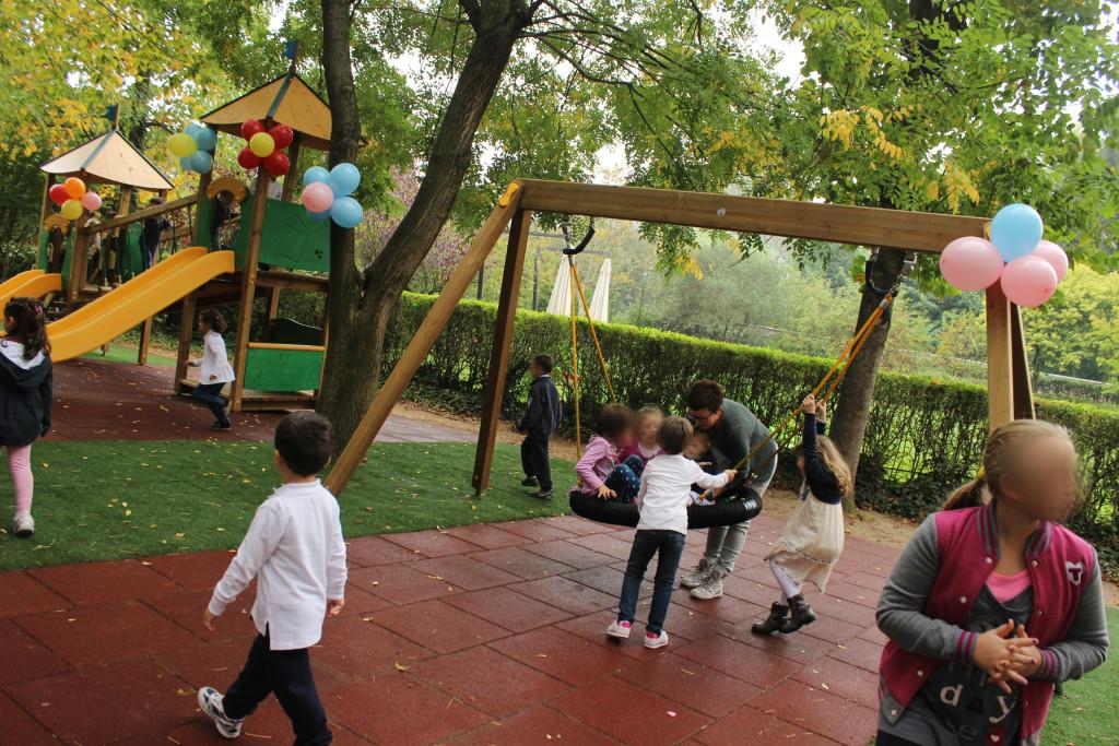 """Parco Primo Sport 0246 di Cerea. presso la scuola dell'infanzia """"Grigolli Bresciani"""""""
